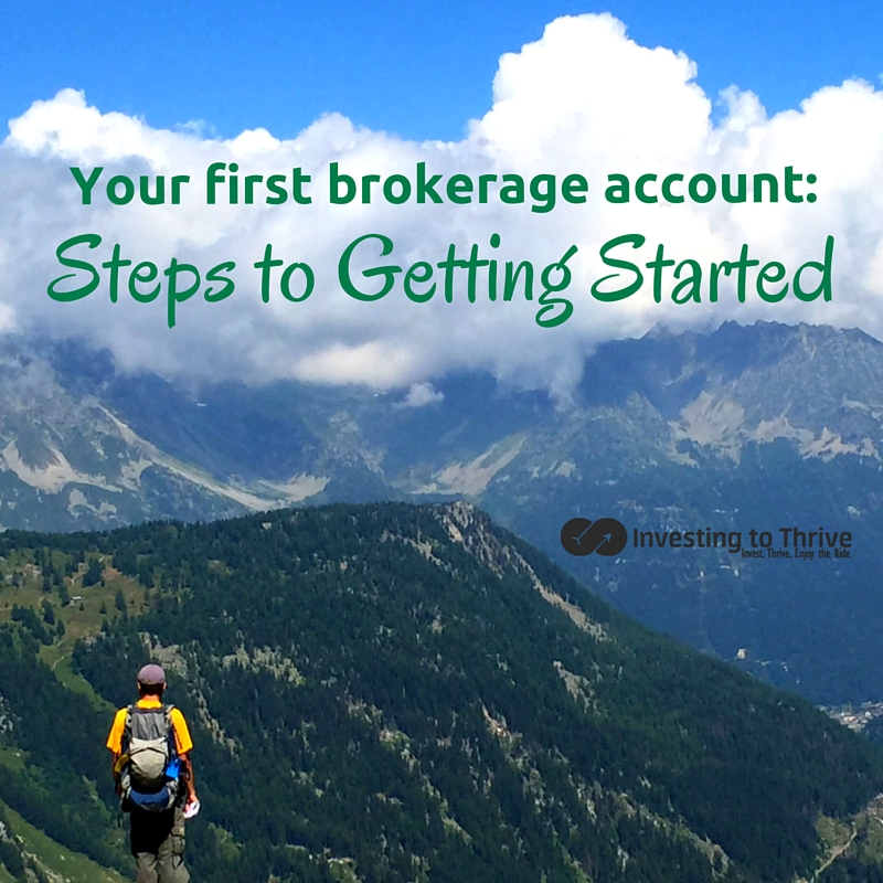 Are you ready to start investing? Learn how to open and fund a brokerage account, select an index fund, and buy shares in a mutual fund or ETF.