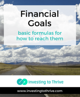 financial goals how to reach them basic formulas investing to