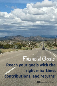 Investing to Thrive Financial Goals