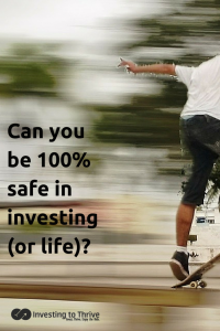 Investing to Thrive Safe Investments