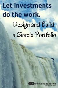 Investing to Thrive portfolio design and build