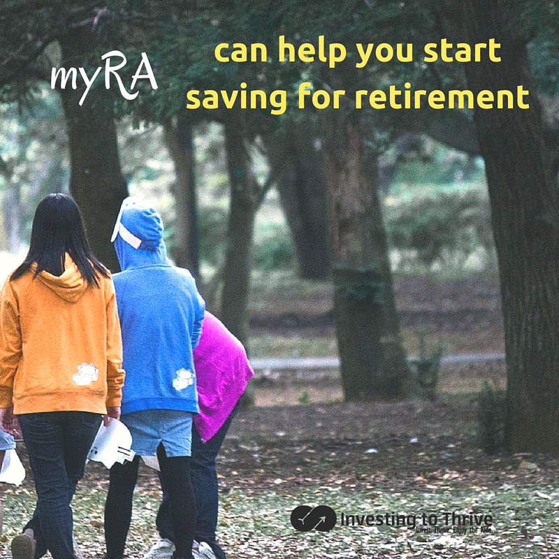 The U.S. government has introduced a no-fee, no-risk retirement account. Learn all about myRA and how it could help you starting saving for the future.
