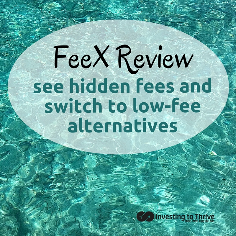 FeeX evaluates the fee structure of your investments, shows you how fees impact your net worth, and finds similar investments at lower cost.