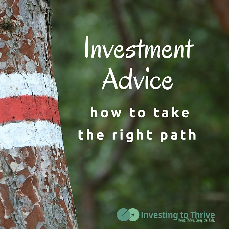 You may need help with investing or want to get fresh ideas. Before you make an investment decisions, consider the best ways to use investment advice.