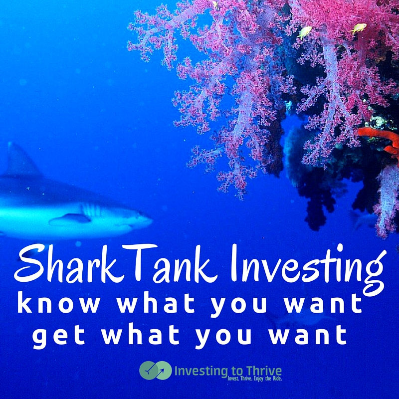 The Shark Tank cast is comprised of wealthy investors with tremendous business acumen. Here are lessons you may be apply to your investing decisions.