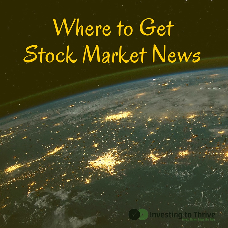 Stock market news can be helpful but also harmful, depending on how you use and interpret information. Learn where to get news and make it work for you.