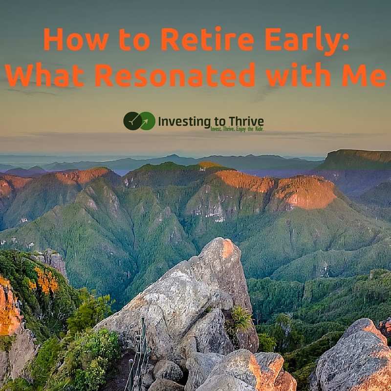 "In ""How to Retire Early,"" Robert and Robin Charlton share how they saved for an early retirement and how they manage money in retirement."