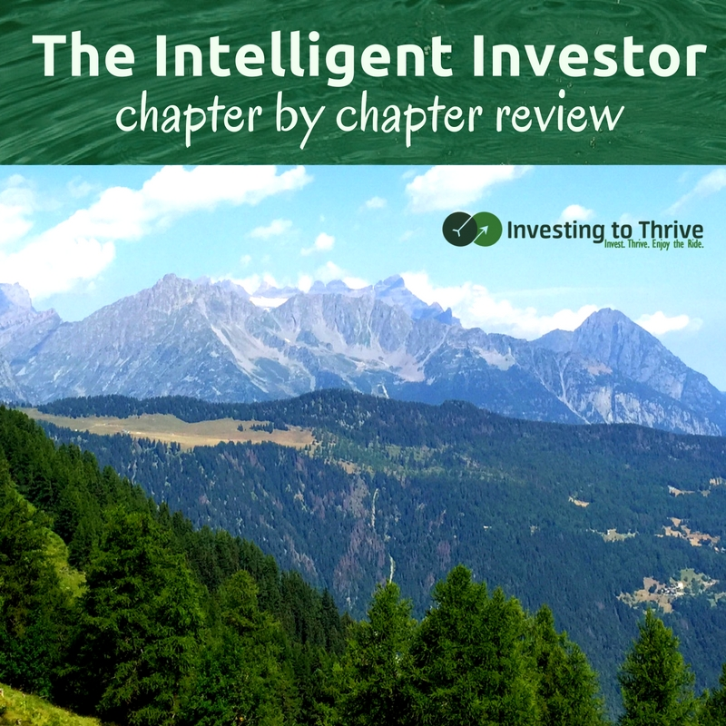 The Intelligent Investor is a classic investing book by Benjamin Graham, mentor to billionaire investor Warren Buffett. Here's a chapter-by-chapter review.