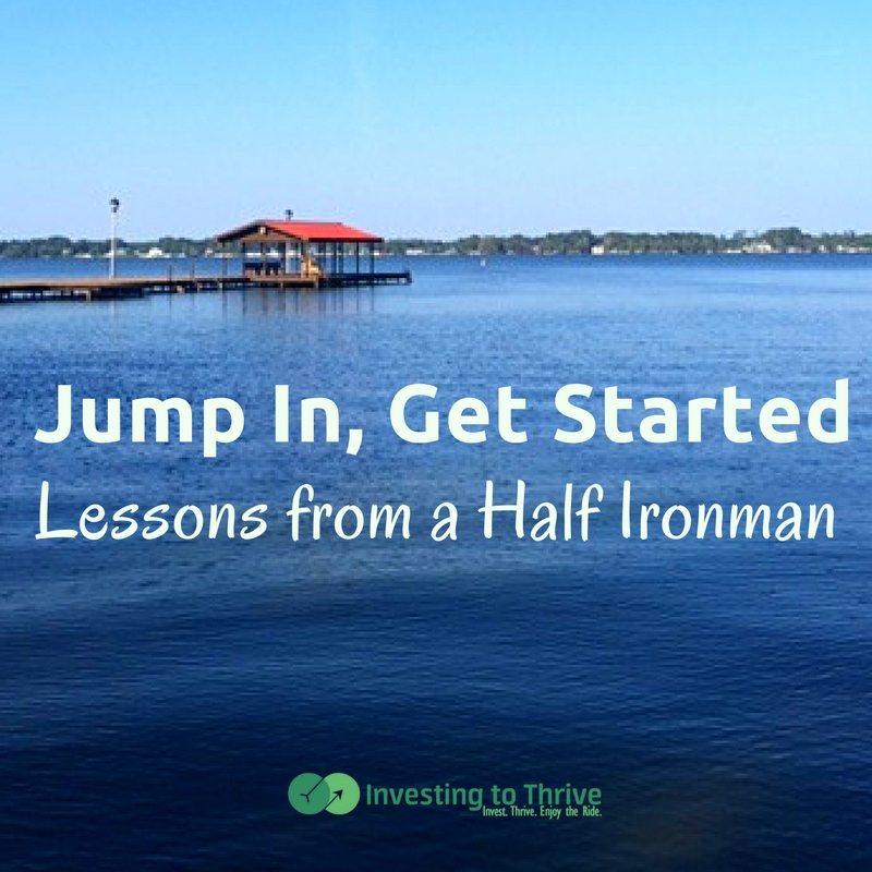 Endurance sports, including triathlon, have helped me learn about life. Here's what a half ironman taught me about investing.