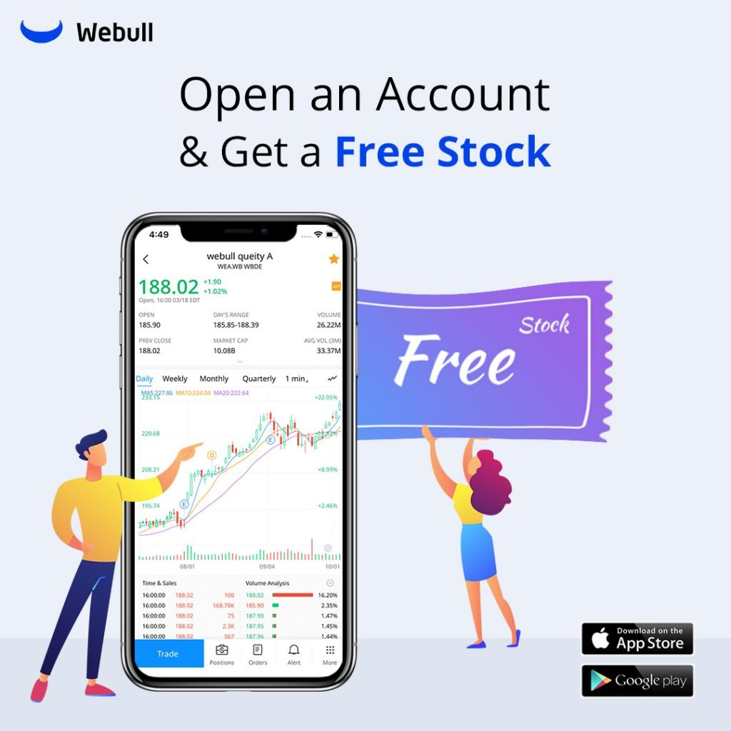 free stock offer